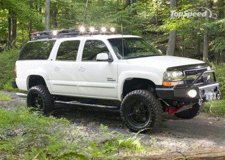 Chevrolet Suburban 2001 foto - 3