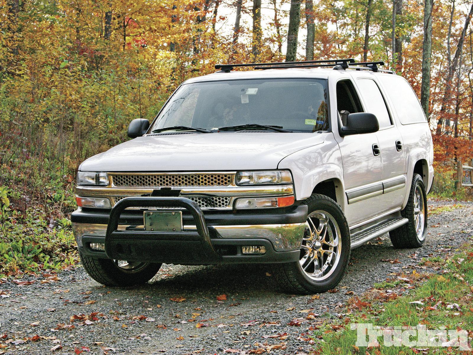 Chevrolet Suburban 2002 foto - 4