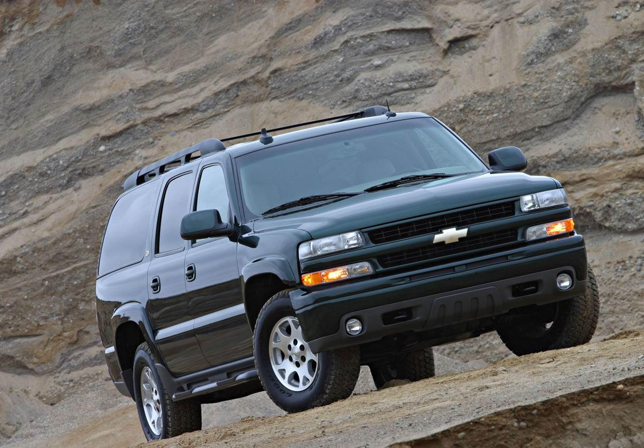 Chevrolet Suburban 2003 foto - 1