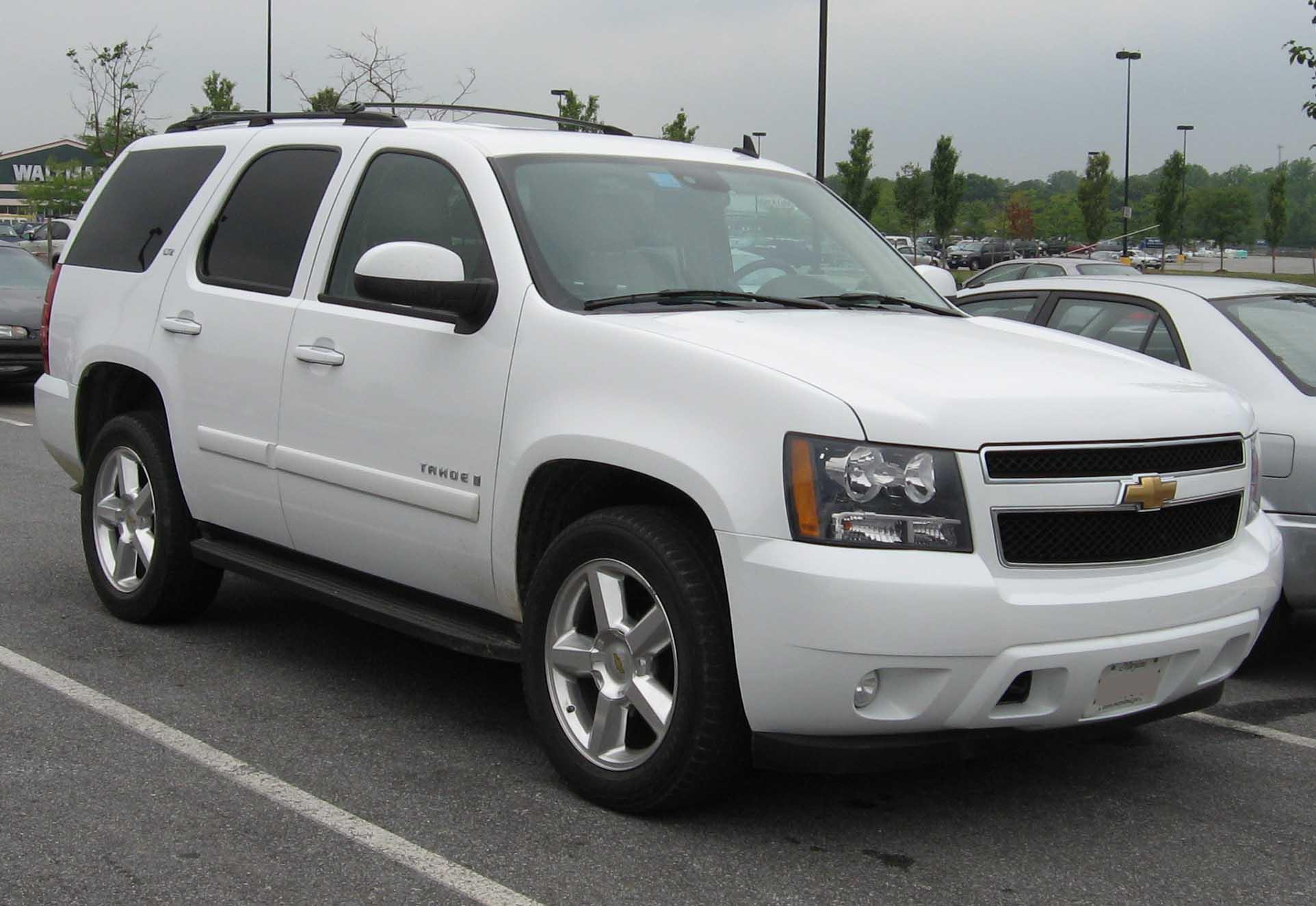 Chevrolet Suburban 2003 foto - 4