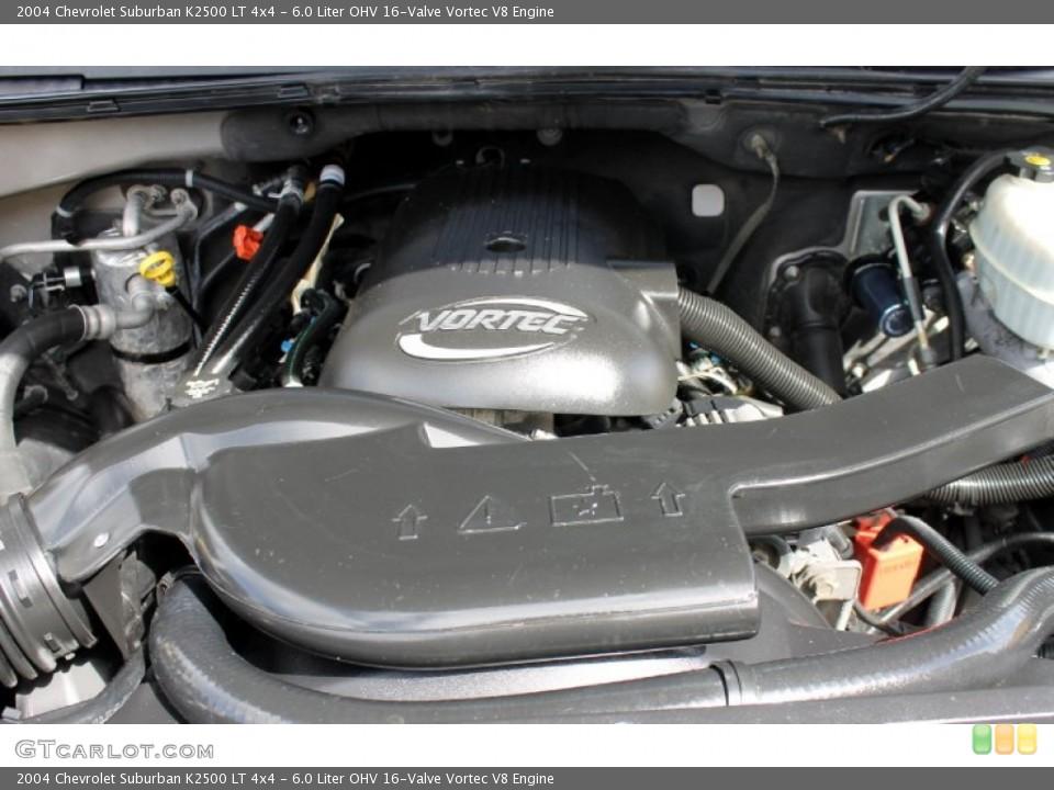 Chevrolet Suburban 2004 foto - 5