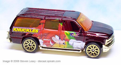 Chevrolet Suburban 2005 foto - 4