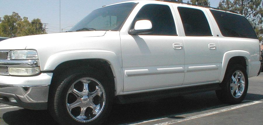 Chevrolet Suburban 2006 foto - 3