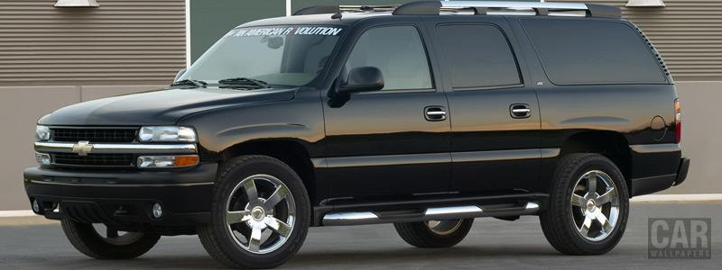 Chevrolet Suburban 2006 foto - 4