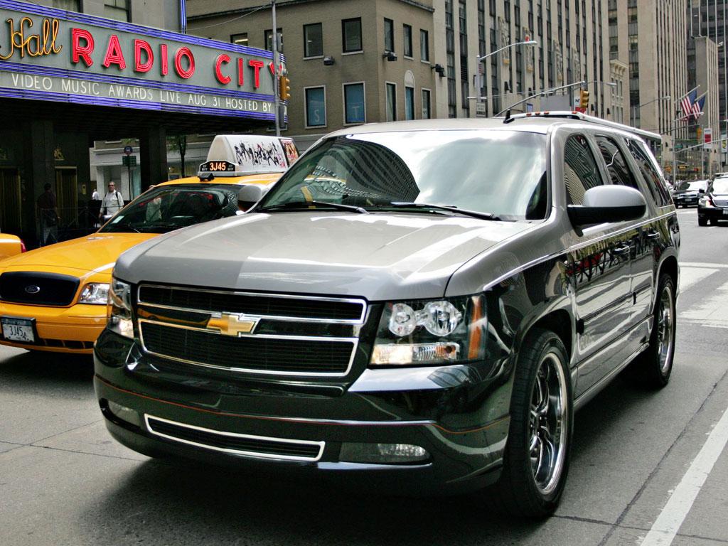 Chevrolet Suburban 2006 foto - 5