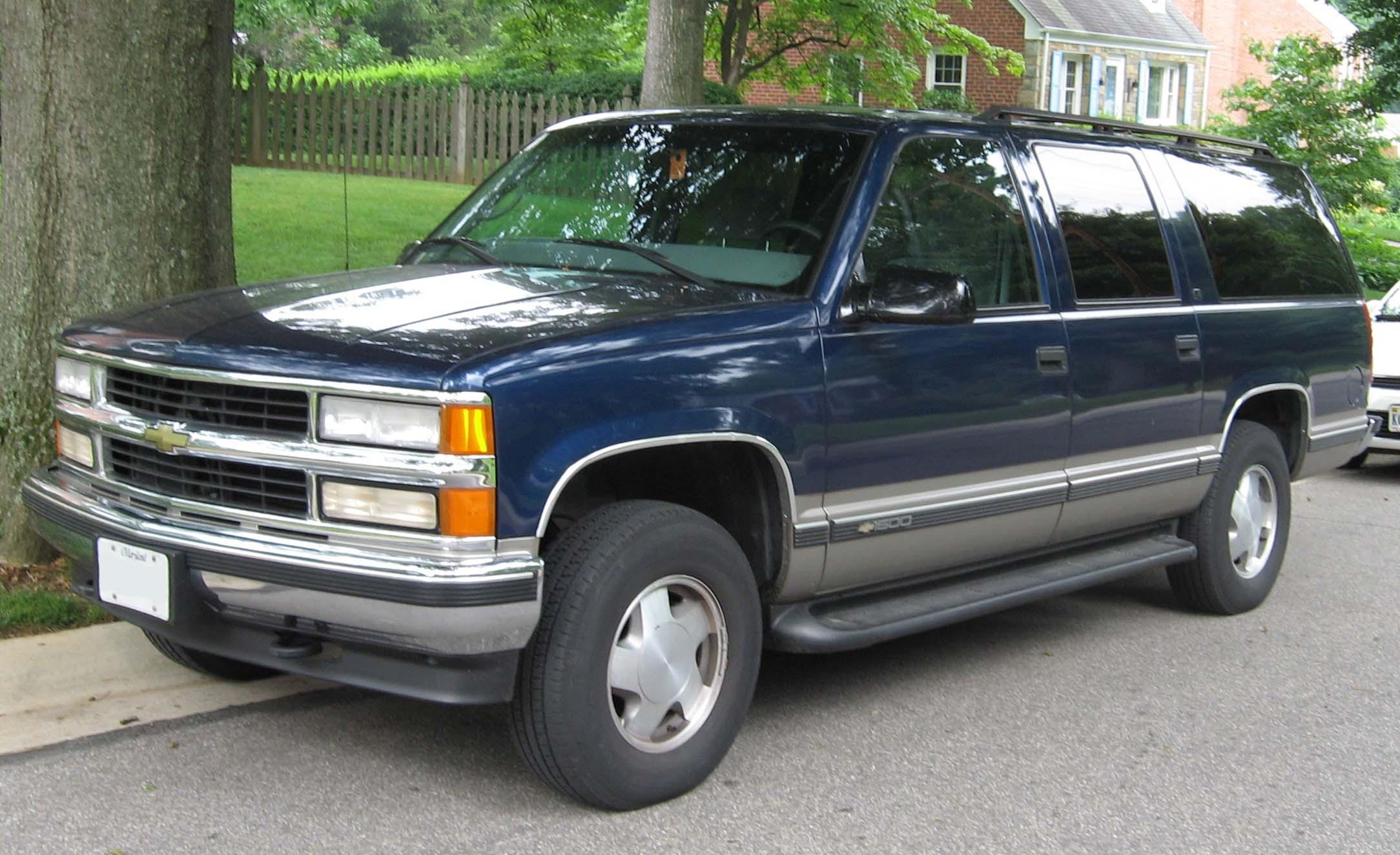 Chevrolet Suburban 2008 foto - 1