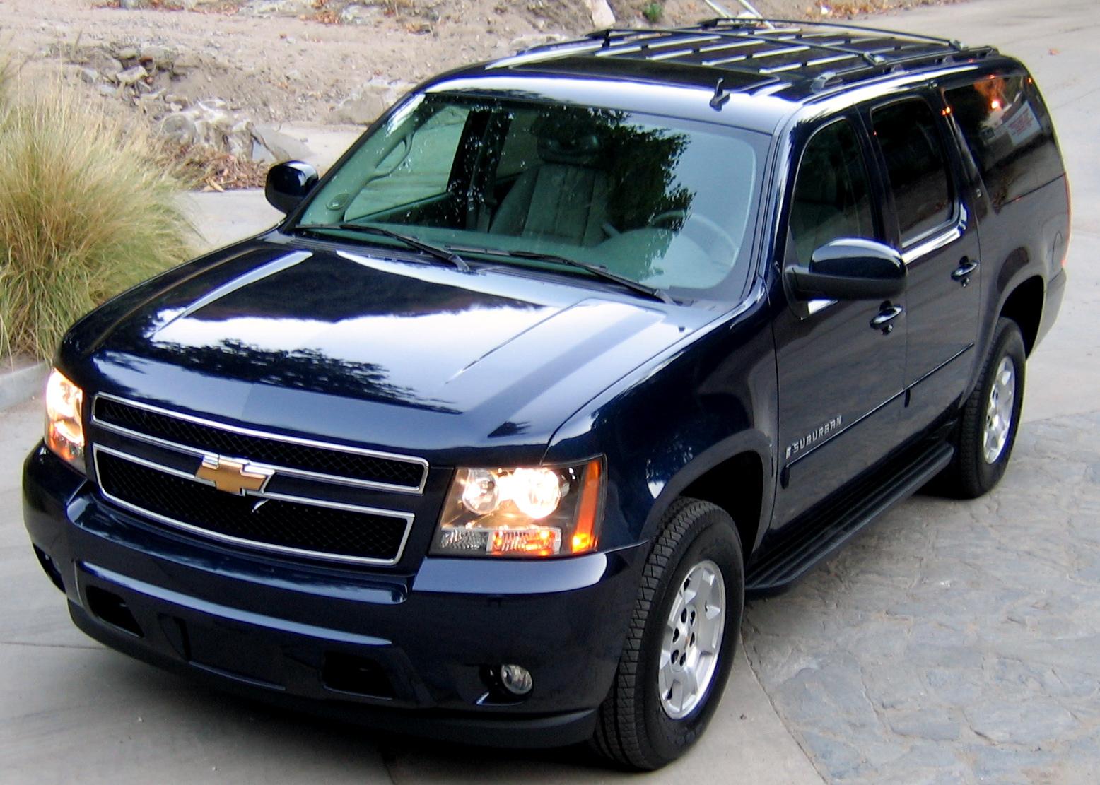 Chevrolet Suburban 2008 foto - 3