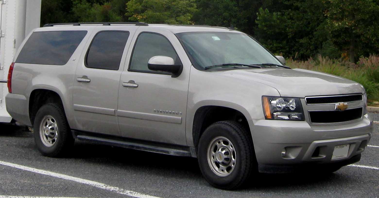 Chevrolet Suburban 2009 foto - 1