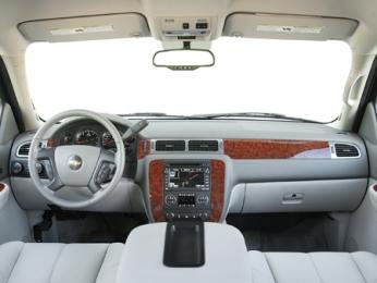 Chevrolet Suburban 2009 foto - 2