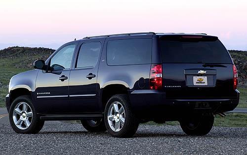 Chevrolet Suburban 2009 foto - 3