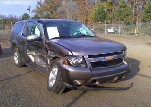 Chevrolet Suburban 2009 foto - 4