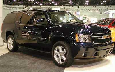Chevrolet Suburban 2010 foto - 4