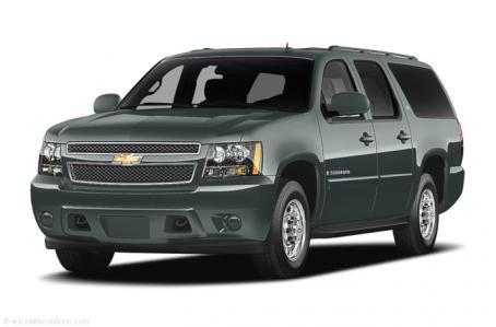 Chevrolet Suburban 2010 foto - 5