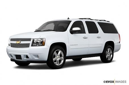 Chevrolet Suburban 2011 foto - 1
