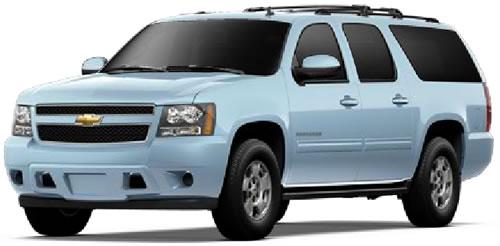 Chevrolet Suburban 2011 foto - 5
