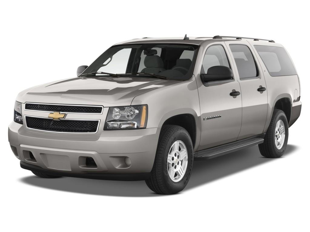 Chevrolet Suburban 2013 foto - 5