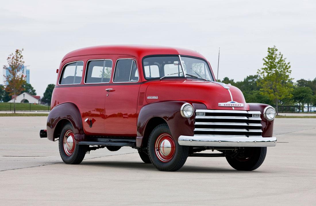 Chevrolet Suburban 2014 foto - 2