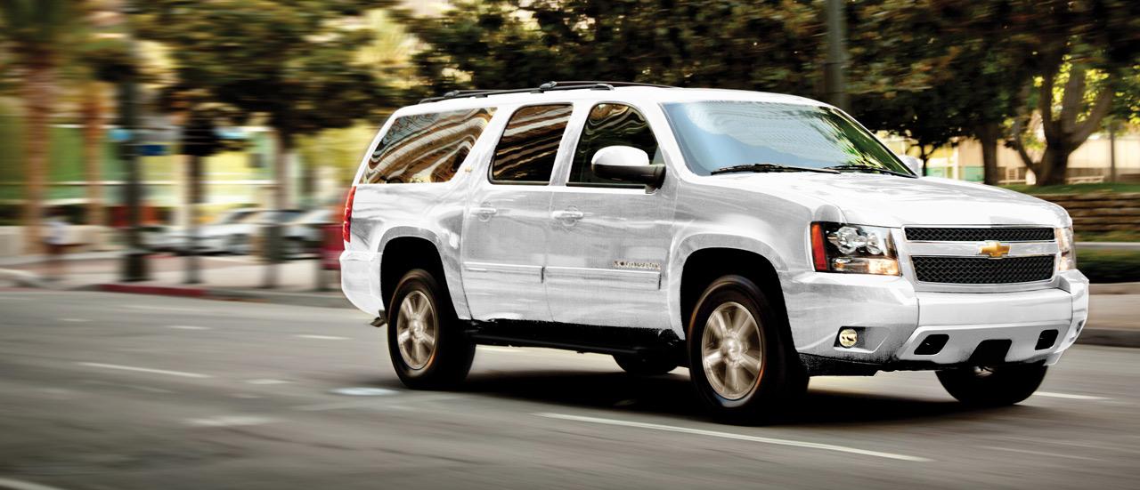 Chevrolet Suburban 2014 foto - 3