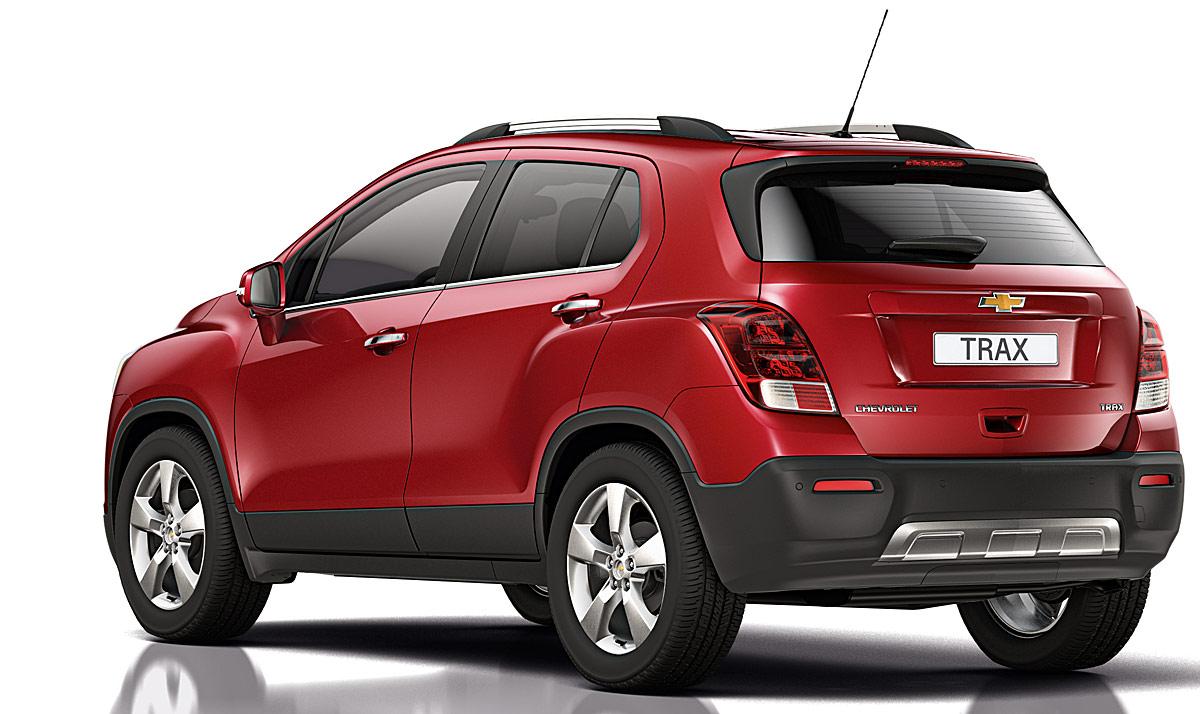 Chevrolet Suburban 2014 foto - 5