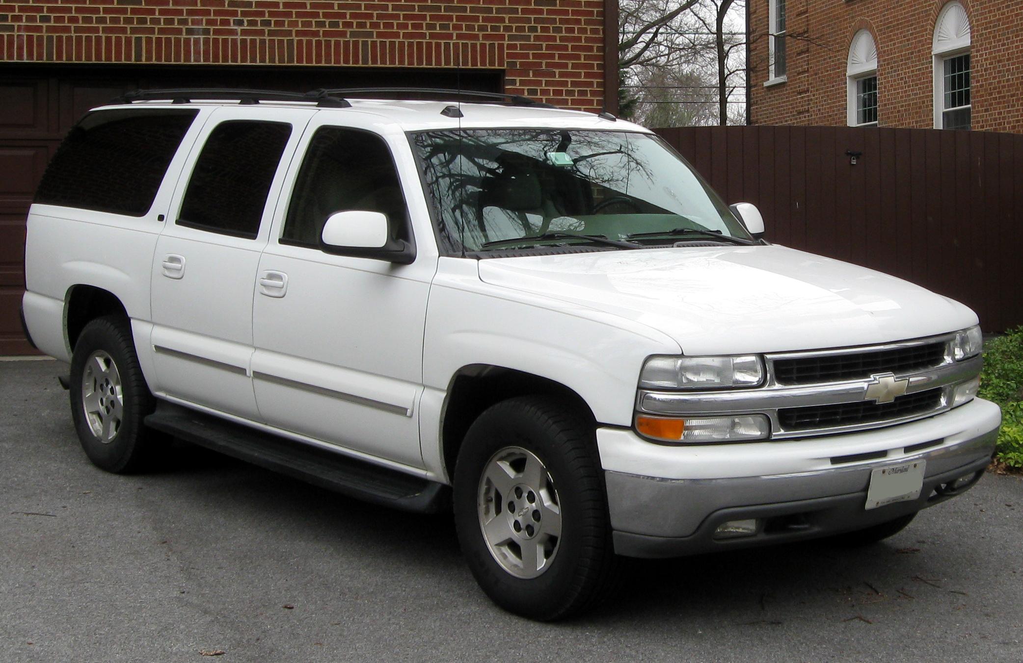 Chevrolet Suburban 2015 foto - 1