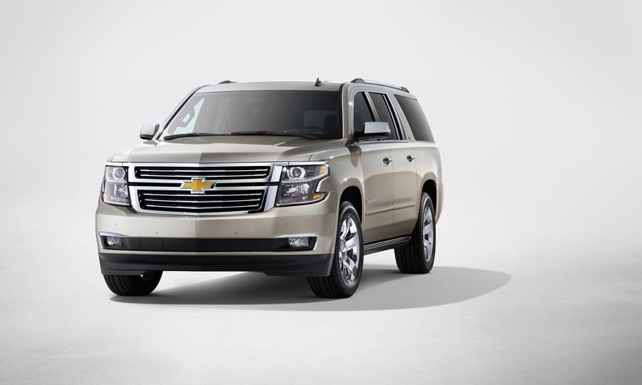 Chevrolet Suburban 2015 foto - 5