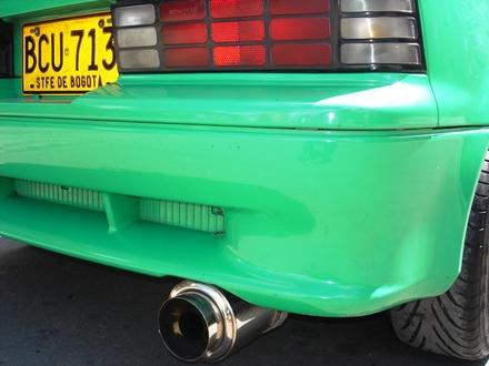 Chevrolet Swift 1993 foto - 3