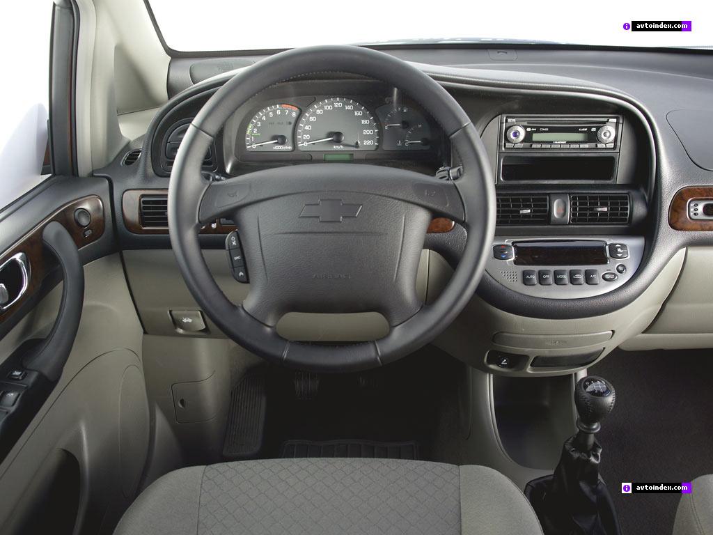 Chevrolet Tacuma 2005 foto - 1