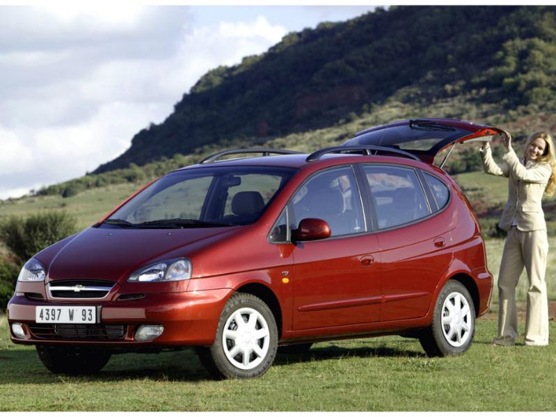 Chevrolet Tacuma 2005 foto - 3