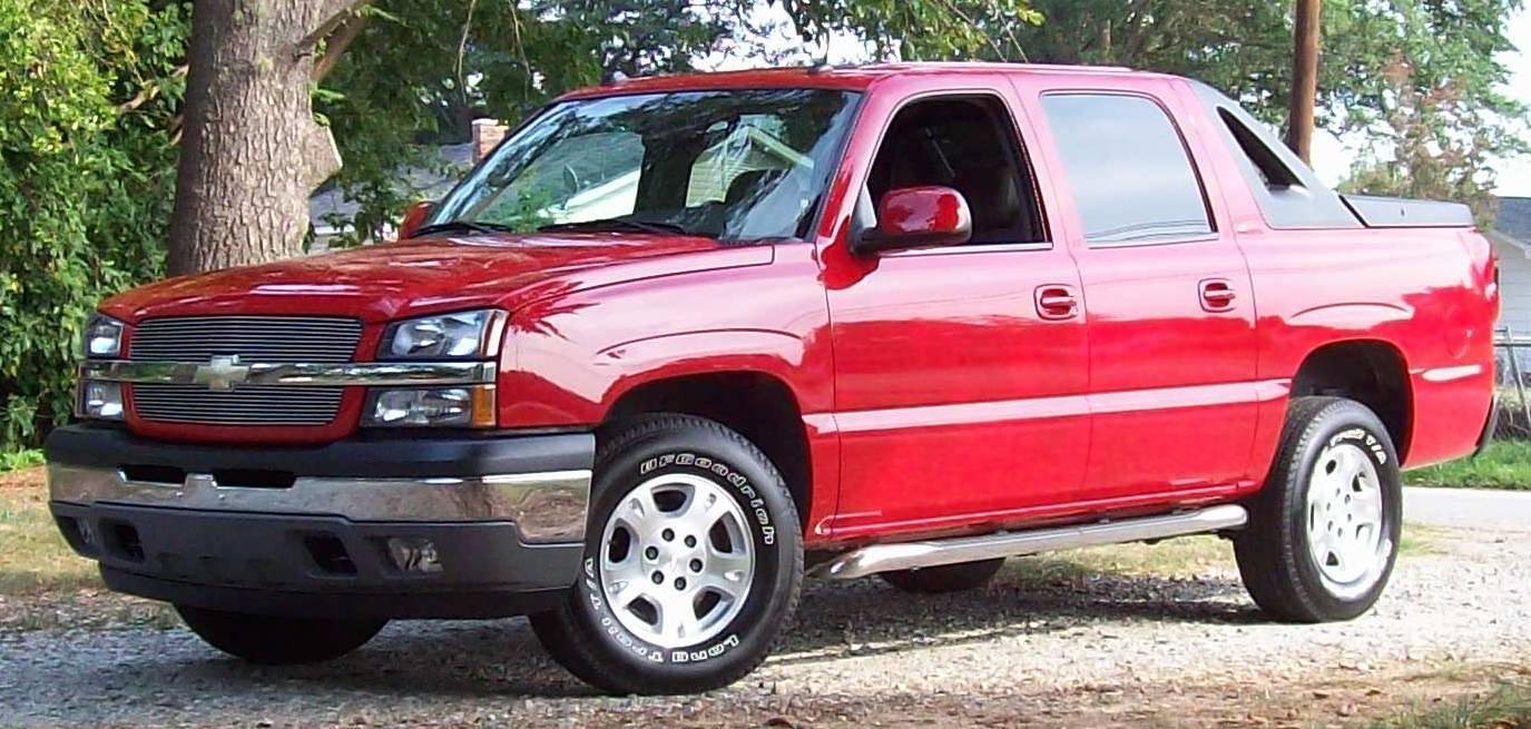 Chevrolet Tacuma 2005 foto - 4