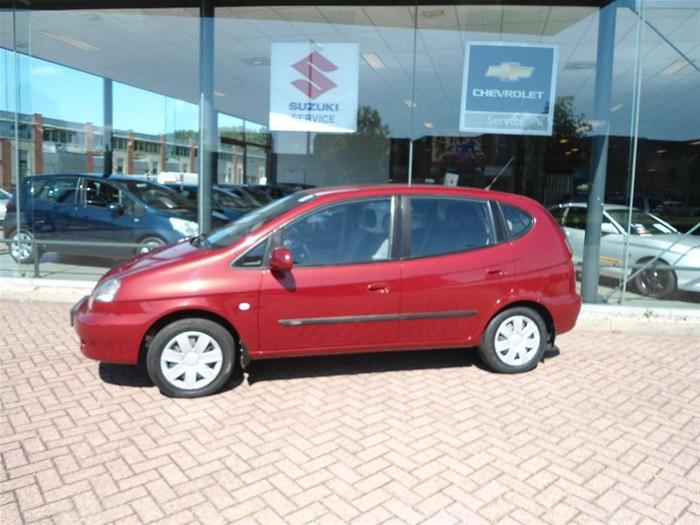 Chevrolet Tacuma 2006 foto - 5