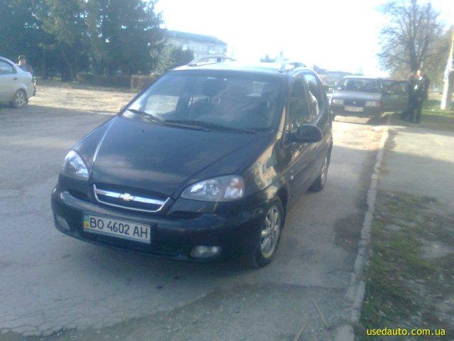 Chevrolet Tacuma 2007 foto - 1