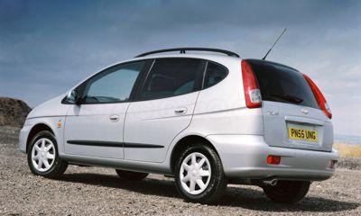 Chevrolet Tacuma 2008 foto - 1