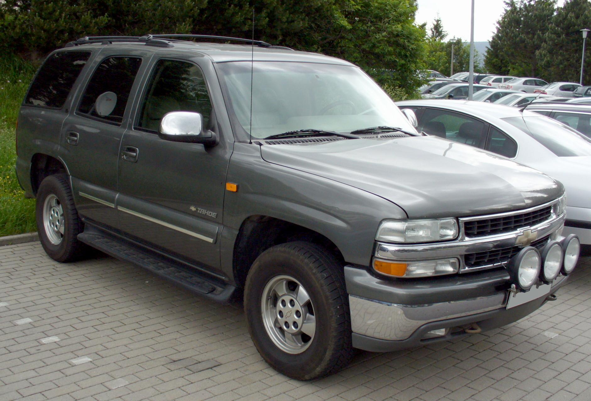 Chevrolet Tahoe 1992 foto - 1