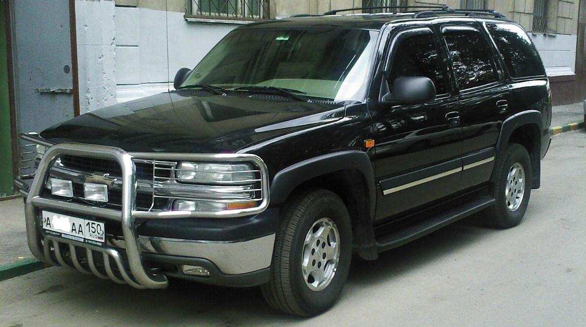 Chevrolet Tahoe 1992 foto - 2