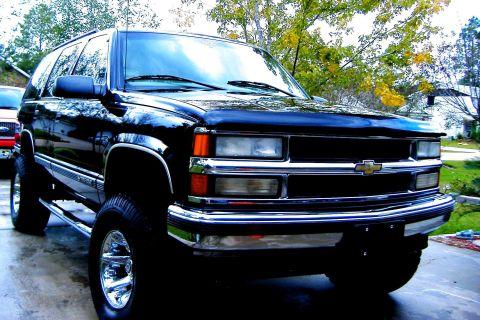 Chevrolet Tahoe 1994 foto - 2