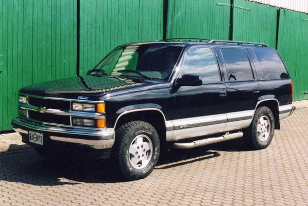 Chevrolet Tahoe 1995 foto - 3