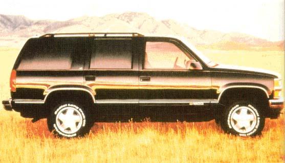 Chevrolet Tahoe 1996 foto - 1