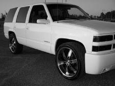 Chevrolet Tahoe 1996 foto - 3