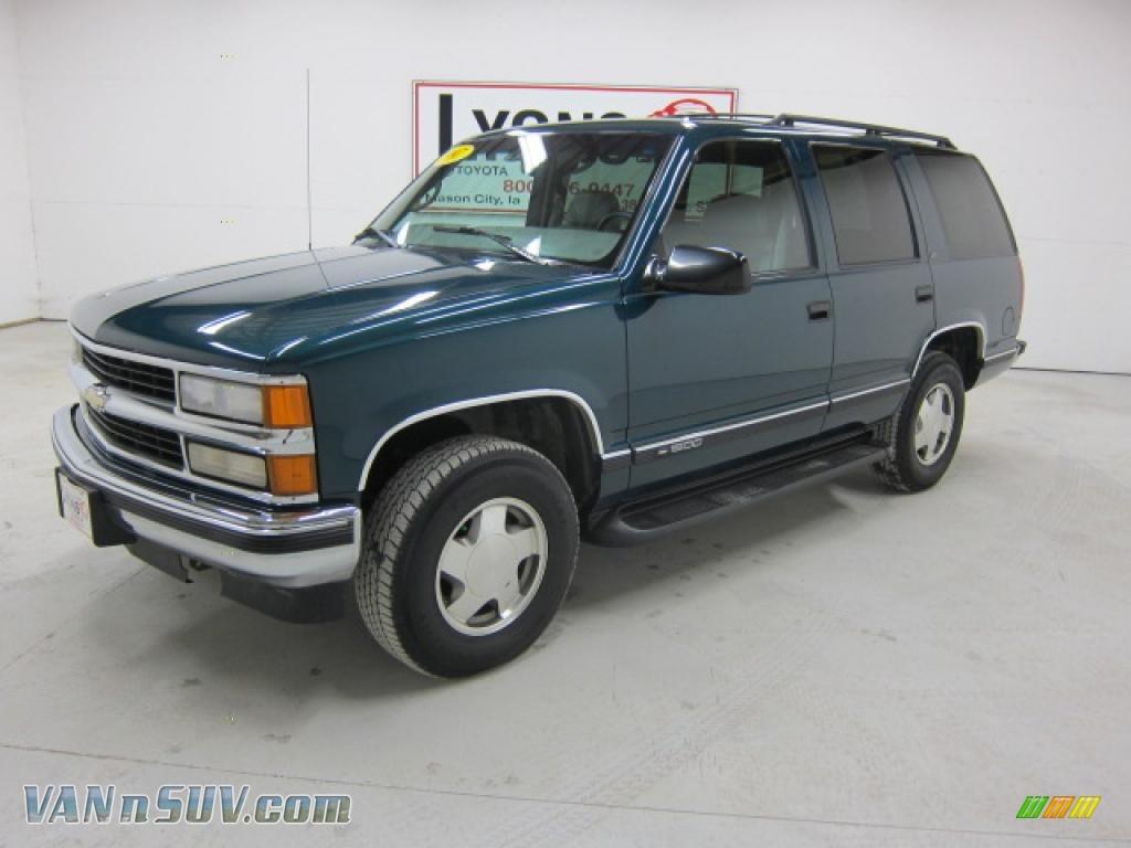 Chevrolet Tahoe 1997 foto - 5