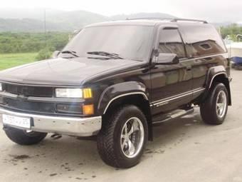 Chevrolet Tahoe 1998 foto - 3
