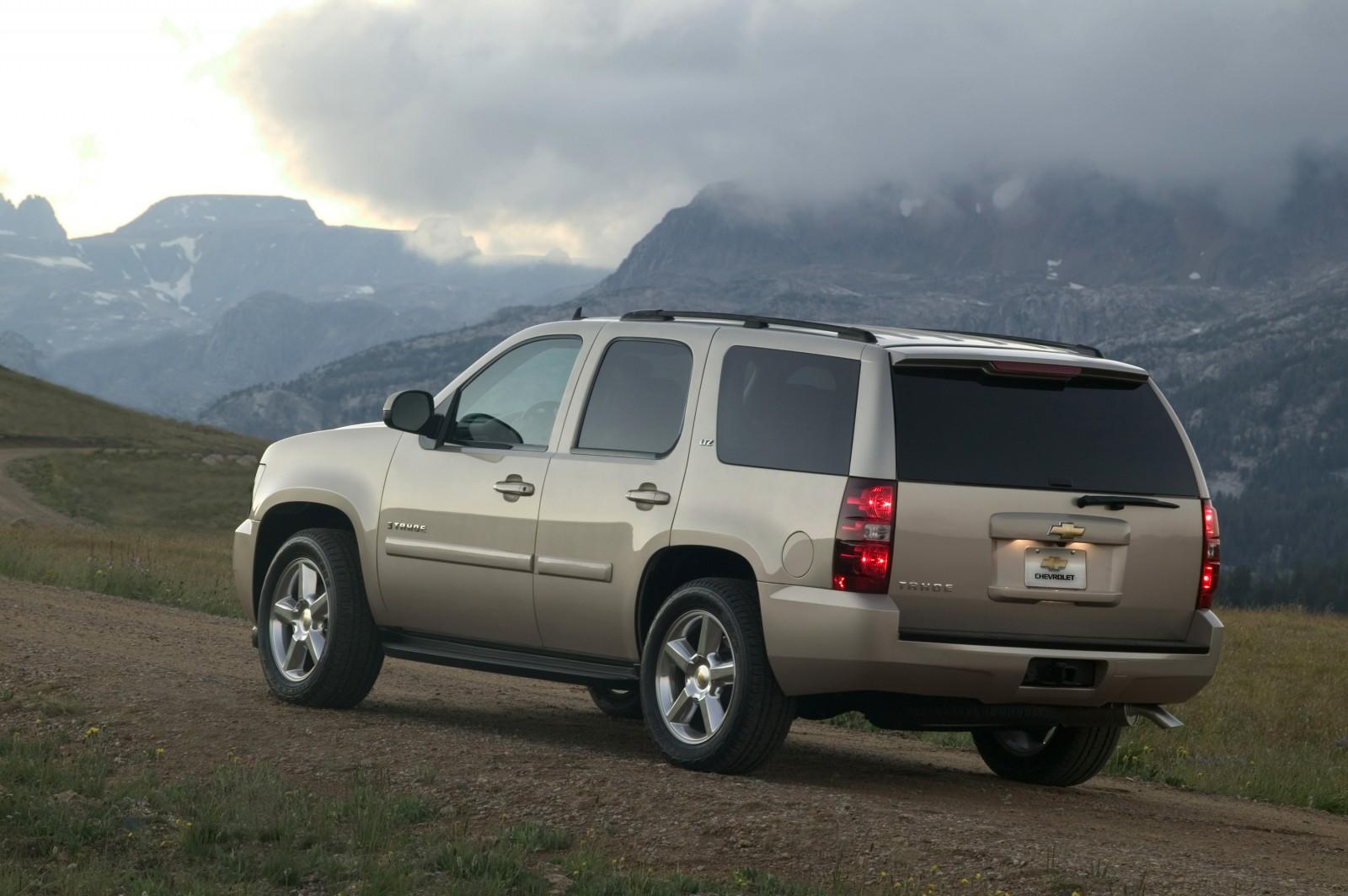 Chevrolet Tahoe 2001 foto - 4