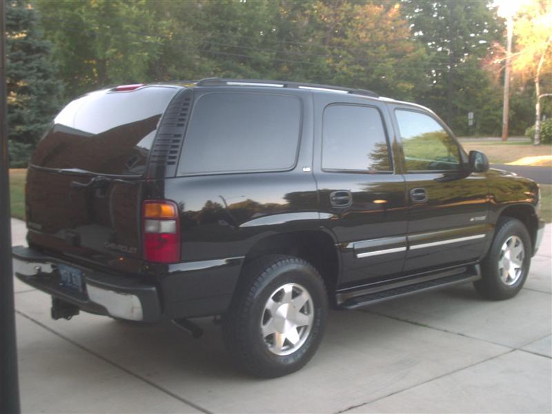 Chevrolet Tahoe 2002 foto - 1