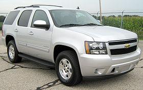 Chevrolet Tahoe 2003 foto - 1