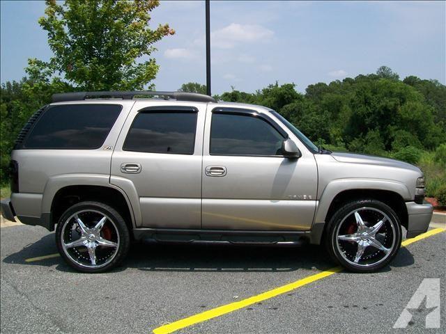 Chevrolet Tahoe 2003 foto - 4