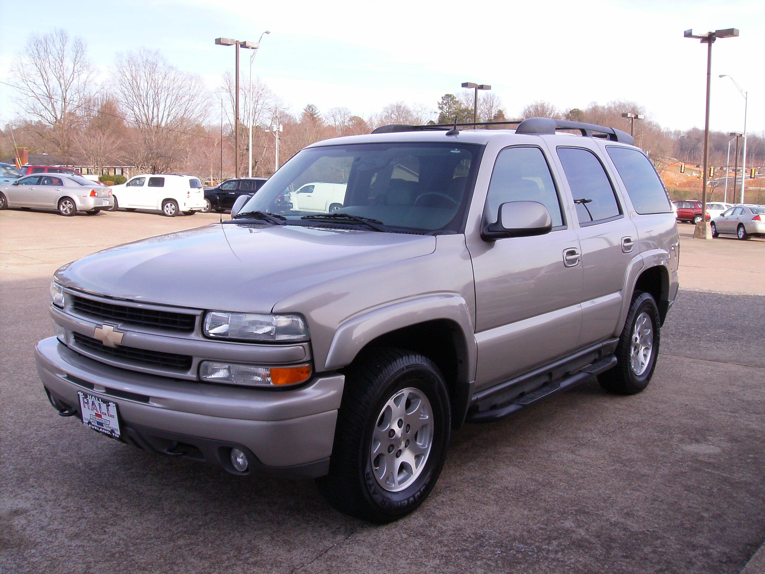 Chevrolet Tahoe 2004 foto - 1