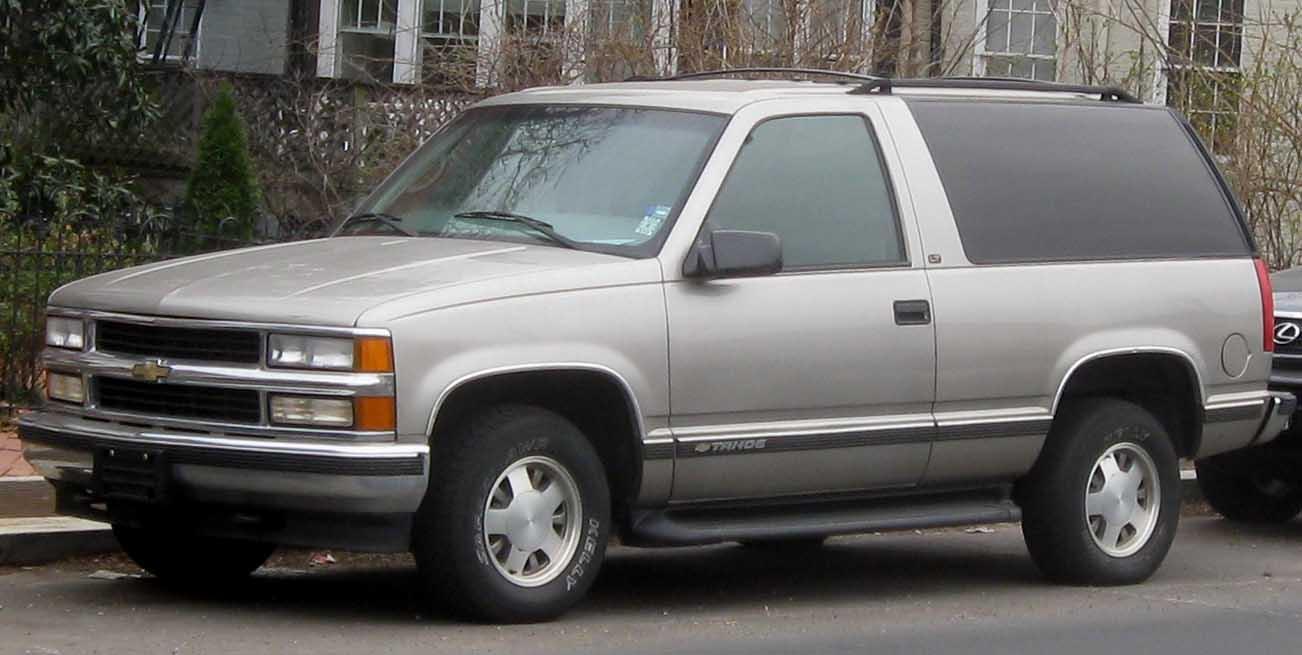 Chevrolet Tahoe 2004 foto - 3