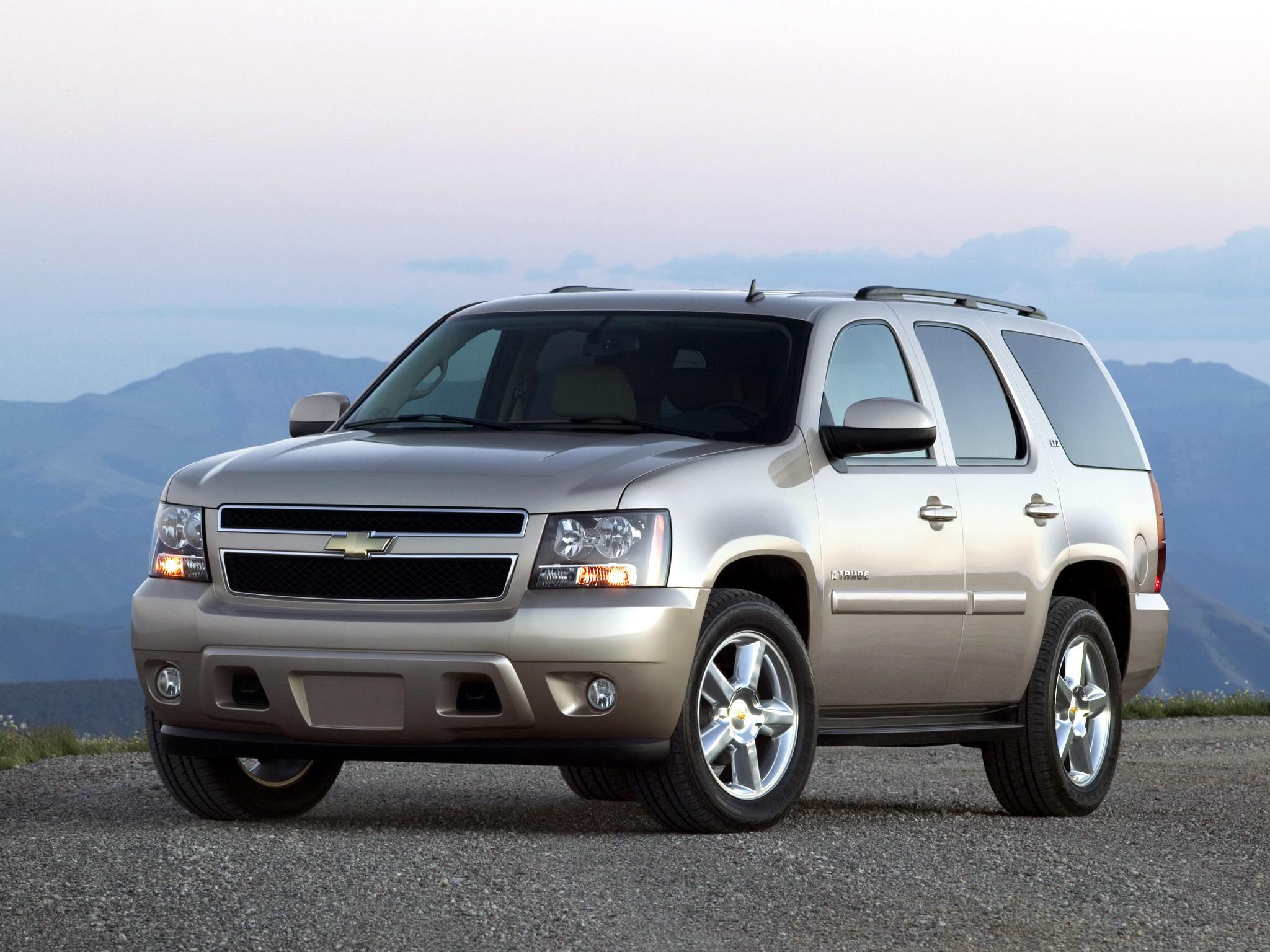 Chevrolet Tahoe 2004 foto - 5