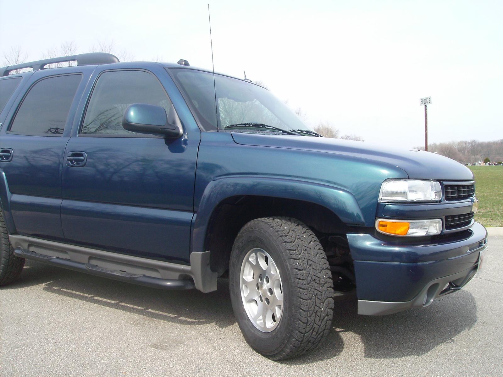 Chevrolet Tahoe 2005 foto - 3