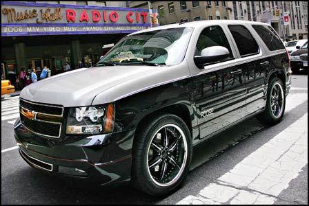Chevrolet Tahoe 2007 foto - 5