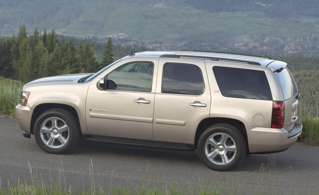 Chevrolet Tahoe 2008 foto - 2